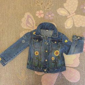 Gap kids jean jacket